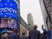 上市首日飙涨83% Zoom能否真正逃出独角兽破发魔咒?