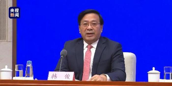 韩俊:一些农产品的进口不会对我国国内农业产生冲击