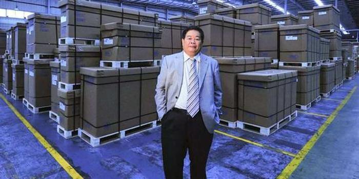 曹德旺:已经把自己一半的股票捐给了河仁基金会