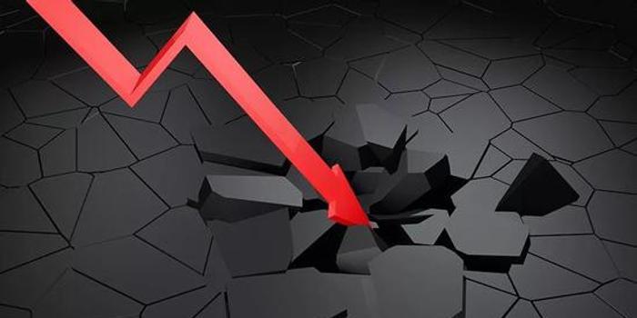 关于今天大跌的这只股票 故事要从4个月前说起
