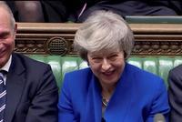 特里莎-梅赢得信任投票 但英国何去何从仍看不到曙光