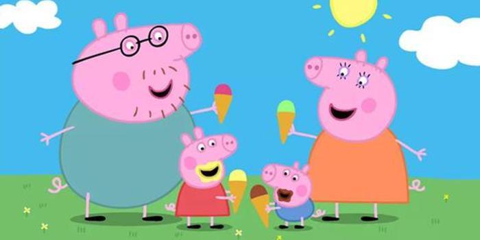 小猪佩奇母公司286亿元卖身孩之宝 少儿动画被看好?