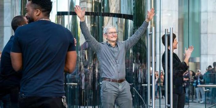 苹果及供应商股价攀升 据称苹果正提高新款手机产量