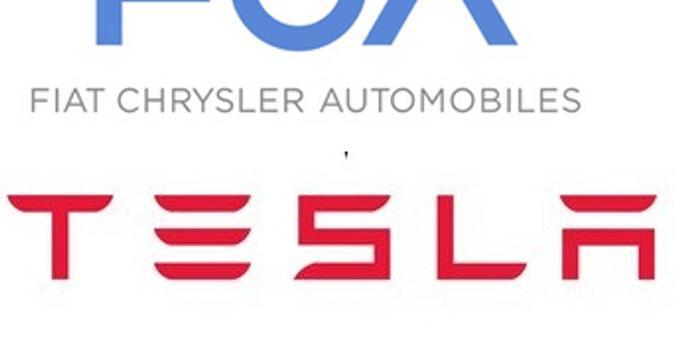 为满足碳排放标准 FCA或18亿欧元购买特斯拉排放额度