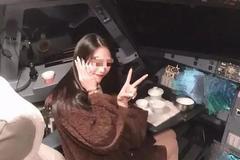 桂林航空一机长终身停飞 起因系一女乘客秀了张照片