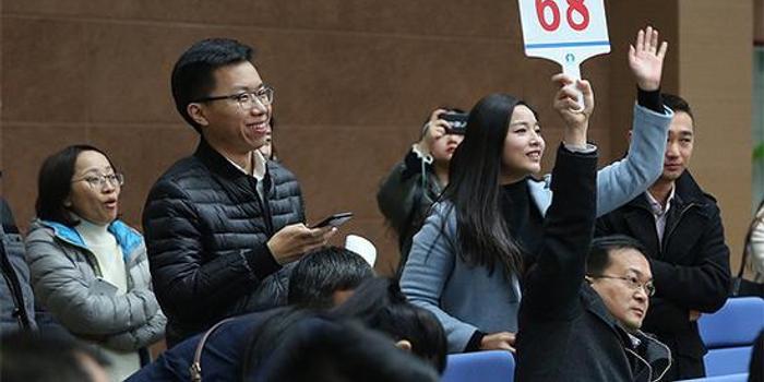 鏖戰八小時 融創34.6億斬獲杭州大江東地標地塊