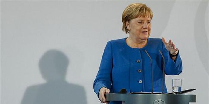 默克爾敦促歐盟從美科技巨頭手中奪回數字主權
