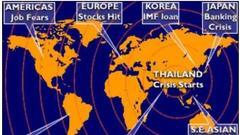对比97年亚洲危机 我们得到美股牛市是否结束的答案