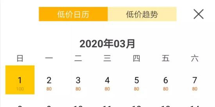 """50元深圳飛重慶?航班搜索暗示回暖""""大約在五一"""""""