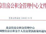 北京公积金新政:22岁毕业 漂到33岁才能贷满120万