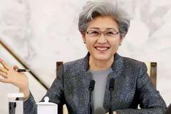 """傅瑩:未來中美需要構建""""競合""""關系"""