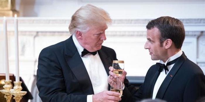 特朗普回应法国数字税 矛头直指葡萄酒:法国酒不好喝