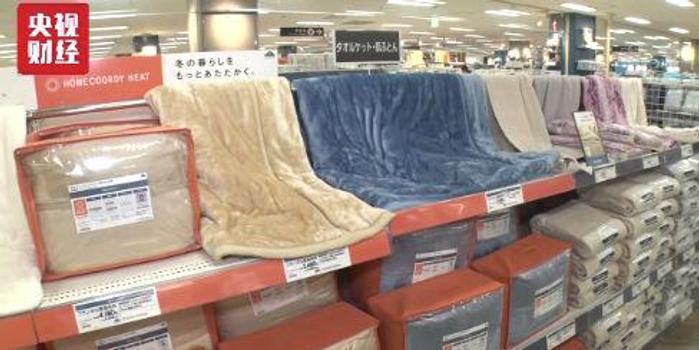 32度高温日本商场却抢着卖羽绒被 只因政府这个举动
