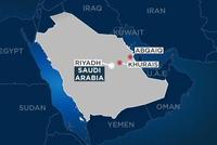 """无人机袭击沙特""""世界最大石油加工设施"""" 火光冲天"""
