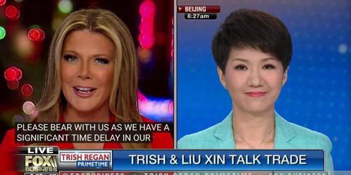 一场中美关注的主播辩论 显示美国对中国有多不了解
