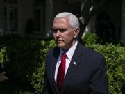 彭斯警告墨西哥关税将如期实施 两国周五继续谈判