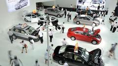 """世界汽车产业迎来""""不明朗""""时代 全球市场因此下滑"""
