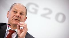 德国财长:美国关税行动违反国际法