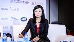 图文:中国宏泰产业市镇发展集团副总裁方妤文