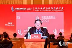 馬建堂:中國超大規模的市場和內需潛力將為各國提供更多發展機遇