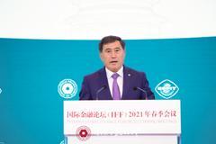 上合組織秘書長諾羅夫:上合組織成員國呼吁更廣泛的國際金融和貨幣方面支持
