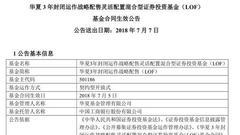 华夏基金发布战略配售基金成立公告:认购113.2亿