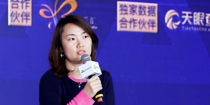 陈璇璇:智慧城市为城市治理现代化提供解决方案