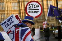 英国表示组织第二次脱欧公投将需要一年多的时间