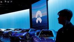 彭博社:蔚来汽车在美提交上市文件 或融资20亿美元