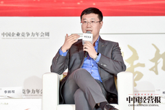 李鵬程:做智能汽車需要海量的數據 而中國有最復雜的路況