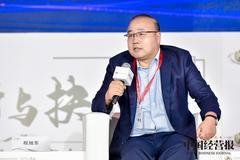 程旭東:藥企必須把大量資金、人力投放到生物醫藥技術方面