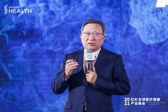 邵逸夫醫院院長蔡秀軍:不能把專利放在抽屜 不轉化的專利是沒用的