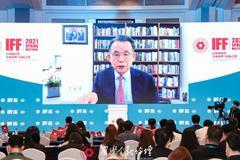 韓國前總理韓升洙:應對氣候變化不是說建立一些雄心勃勃的目標 而沒有實際行動