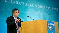 易纲国际首秀:中国支持多边主义 倡导合作与对话