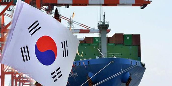 韩国10月前20天出口锐减近20% 或连续11个月下滑