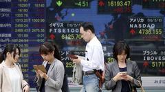 亚洲股市市值两日蒸发5380亿美元 日股损失最惨
