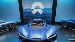 传软银决定不向电动汽车企业蔚来进行投资