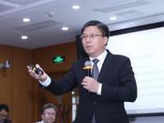 浙江大学管理学院院长魏江出席并演讲