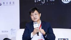 图文:北京大学国家体育产业研究基地副主任何文义