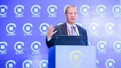 国际货币基金组织驻华首席代表席睿德