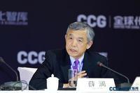 薛澜:中国海外留学生近50万 有更多人愿意来中国学习