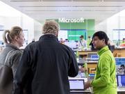 微软财报亮点:云计算业务继续强劲 Windows销售反弹