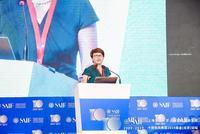 戴尔科技集团大中华区售前系统工程部总经理杨捷演讲