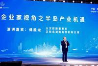 大汉控股董事长、正和岛湖南岛邻机构主席傅胜龙