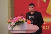风田集成厨卫阮小生:推动中国制造向智造转型升级