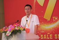 安吉尔李峰:拥有自有知识产权才是市场制胜的利器
