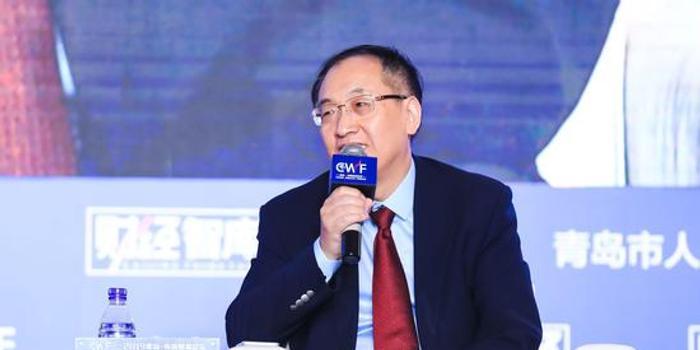 云月控股執行合伙人宋斌出席2019中國財富論壇