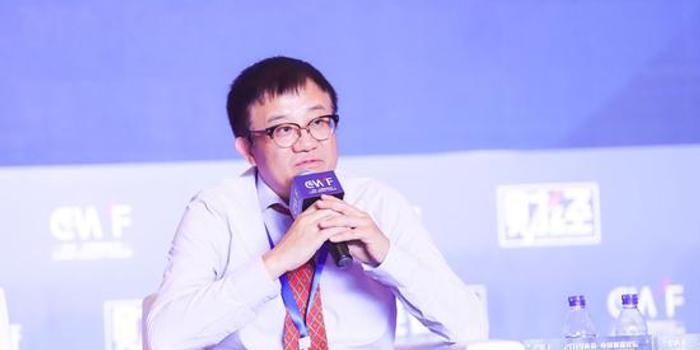 高捷資本管理合伙人王納新出席2019中國財富論壇