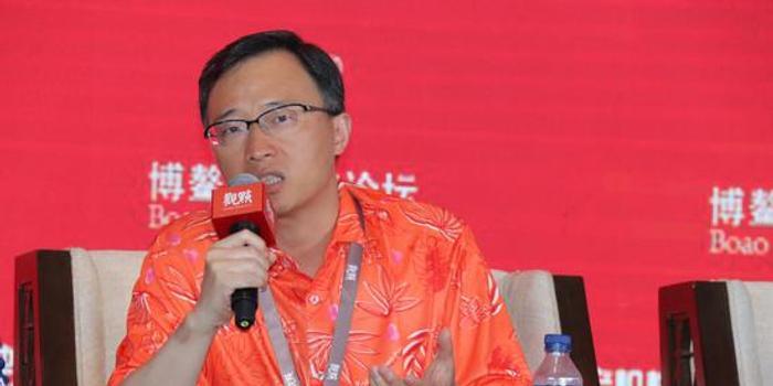 京东集团副总裁、京东数字科技首席经济学家沈建光