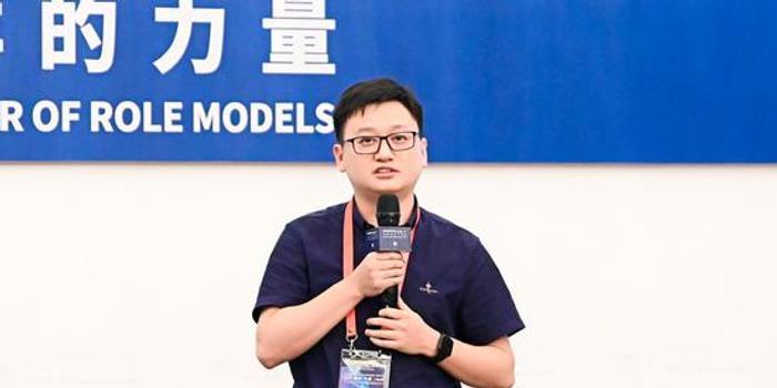 米兔智能故事機創始人呂繼倫演講